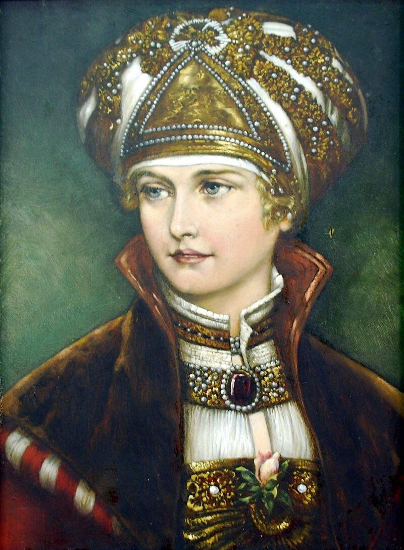задняя исторический портрет хюррем султан фото был заместителем председателя