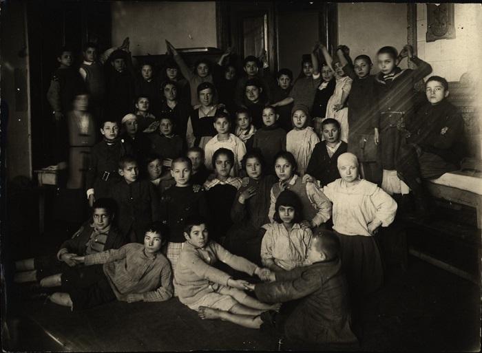 Детский городок в Минске, 1923 год.